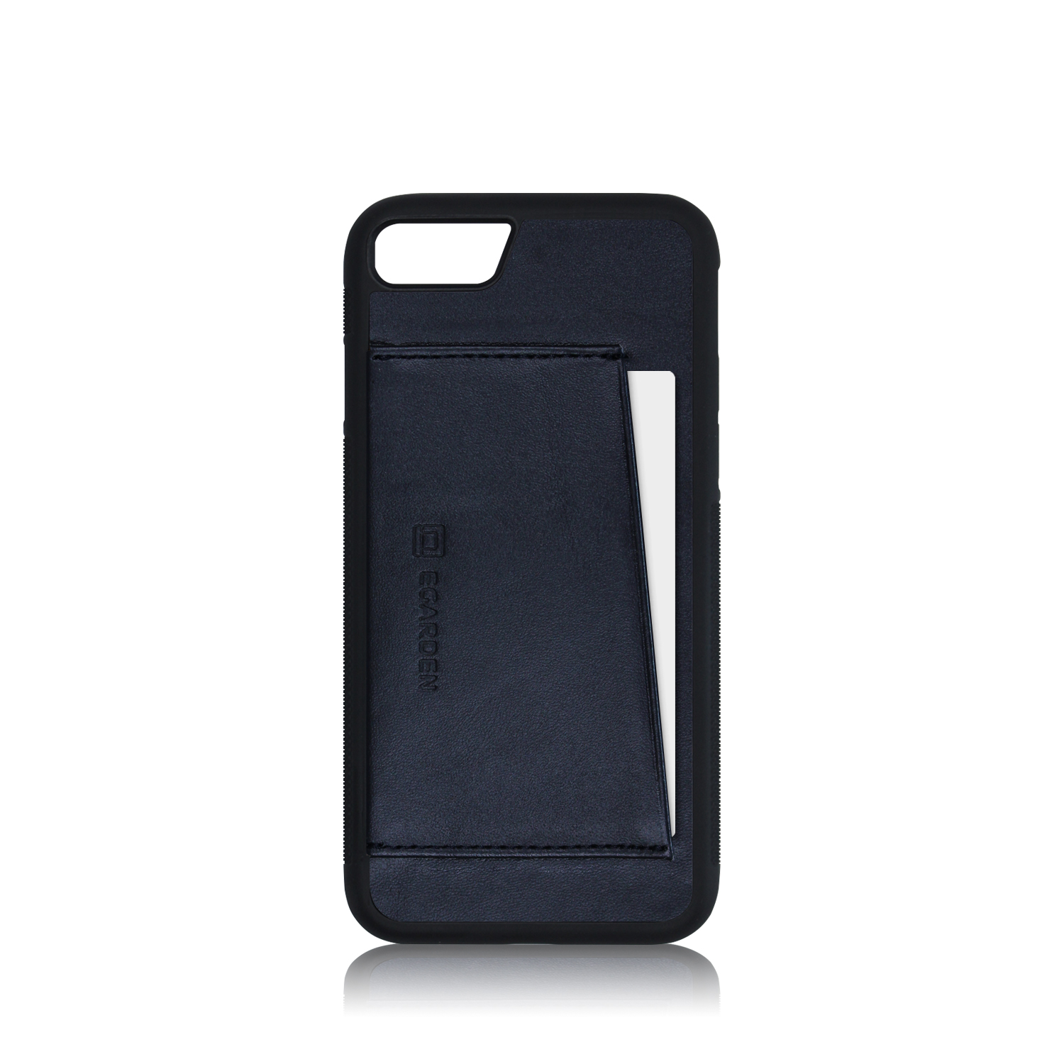 [에가든]iPhone7/8/7+/8+ Back Cover Case_Dark Navy