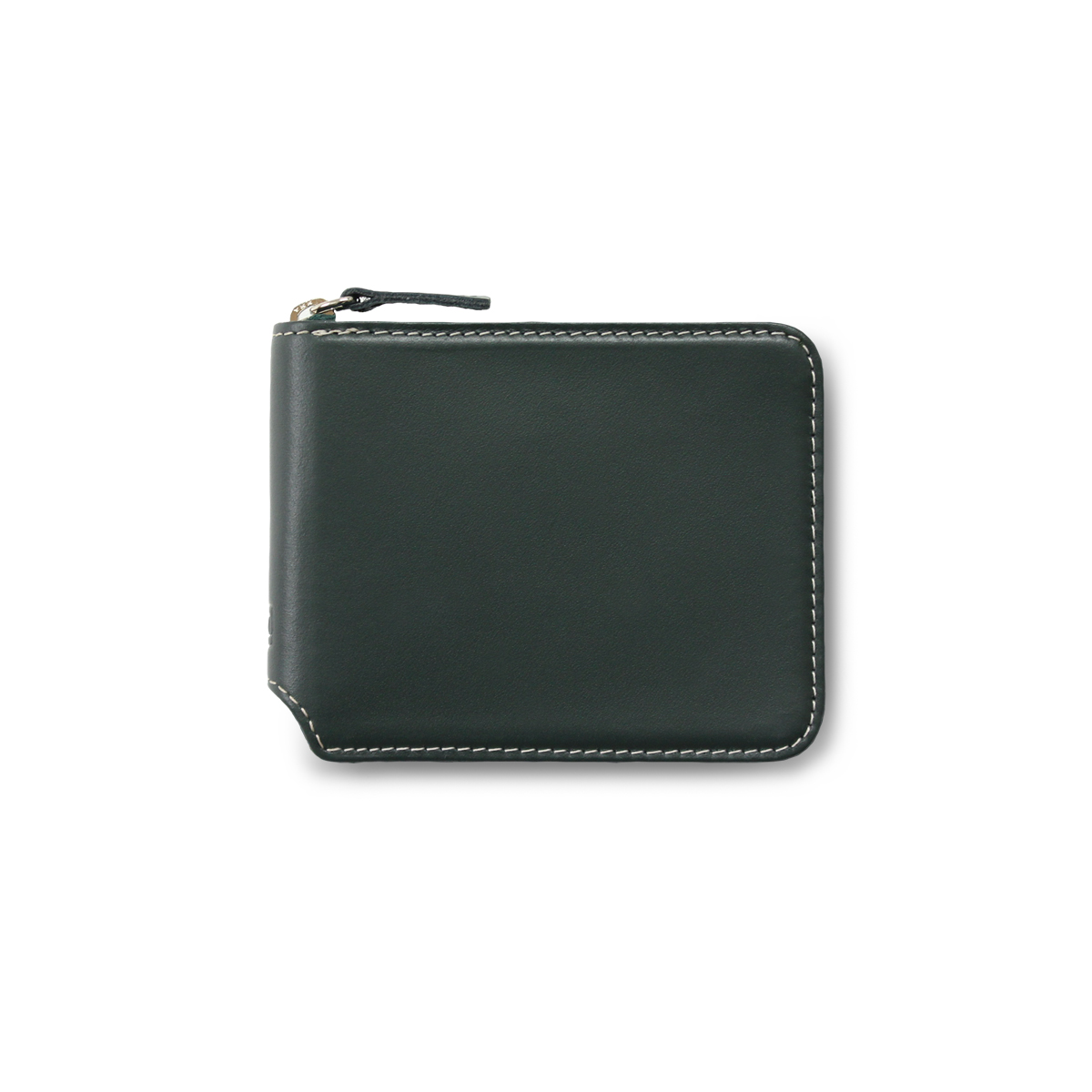 Flat Pocket Deep Green