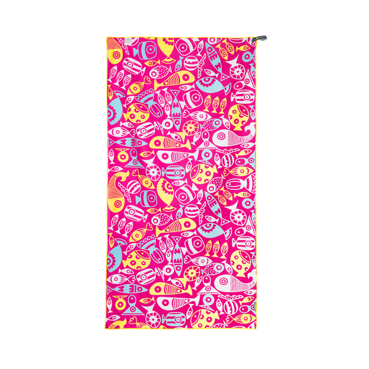 BEACH TOWEL Lollipop Pink