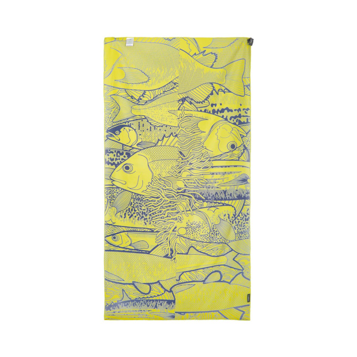 BEACH TOWEL Midnight Gold